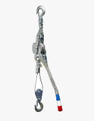The American Power Pull 2 ton come-along offers a long list of features and benefits including a galvanized aircraft cable and 36:1 leverage.