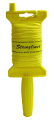 The Original Stringliner line reel has quality #18 braided line on a durable polyethylene reel.