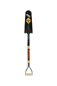 "Seymour Drain Spade - 4.75"" x 16"" blade, front turn step, 29"" hardwood handle with ""D"" handle. BEST Quality!"