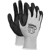MCR Safety 9673 Nitrile Coated Glove