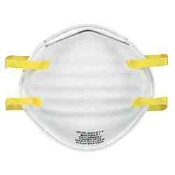 Dust Mask - N95 without Exhalation Valve (Box of 20)