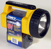 6V Floating Lantern with Heavy Duty Battery. Waterproof and Durable. Super bright Krypton bulb. Dorcy Brand