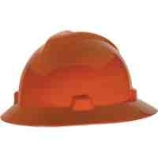 V-Gard® Slotted Caps and Non-Slotted Hats meet all applicable requirements for a Type I (top impact) helmet as outlined in ANSI/ISEA Z89.1-2009 (Class E), and also as outlined in CSA Z94.1-2005 (Class E) with 1-Touch® and Fas-Trac® Suspensions.