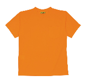 High Visibility Wicking T-Shirt. Made of 100% breathable polyester that wicks away moisture and provides maximum comfort for the wearer. Orange or Lime. Sizes S-5XL