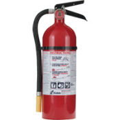Kidde 5 lb ABC Pro Line MP Fire Extinguishers are designed to meet most commercial and industrial uses. Supplied with wall hook. Ground ship or local delivery only.