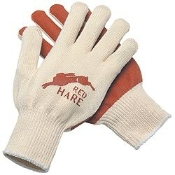 MCR Safety Red Hare Gloves are a general purpose style offering light to medium duty protection, extra grip, and longer wear. They afford tactile sensitivity and greater dexterity.