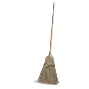 Our most popular janitor corn broom is made with broom corn and yucca and provides the right combination of value and performance.