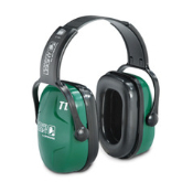 Thunder earmuffs are designed with all-day comfort in mind. The T3 earmuffs feature a unique dual headband for better positioning and breathability. The T2H attaches to most hard hats.