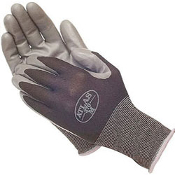 The Atlas 370 nitrile glove has a lightweight seamless liner that provides a snug fit while the durable nitrile coating provides outstanding grip and abrasion resistance. Sold by the Dozen