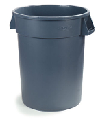 Carlisle brand trash cans offer heavy duty construction and durability at an economical price.