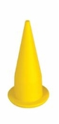 Yellow cone plastic nozzle for 51001-C Sausage Caulk Gun - Package of 10