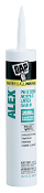 ALEX™ Painter's Caulk is an all purpose acrylic latex.