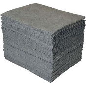 Great medium duty absorbent pad for all-around use. Perforated and laminated for durability.