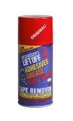 Motsenbocker's Lift Off Sticky, Oily, Greasy Stains, and Tape Remover is a patented low/NO–VOC formula, effective for virtually all grease, gum, oily and adhesive problems on carpet, fabric, hard surfaces, vinyl, metal, tile and more!