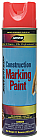 Aervoe Construction Quality Inverted Marking Paint - 3 Month Mark Duration