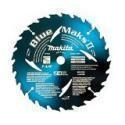 "The Makita A-94530 7-1/4"" 24T Carbide-Tipped Ultra-Coated Framing Saw Blade is designed for fast cutting of pressure treated and wet lumber. Package of 10 blades."