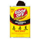 Goof Off Pro Strength works the first time to quickly and easily remove tough spots and stains ordinary household cleaners can't!
